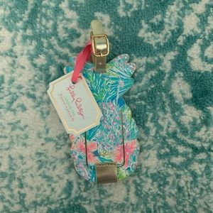 NWT Lilly Pulitzer Luggage Tag